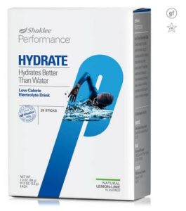 Low Calorie Electrolyte Drink for Muscle Spasms and Cramps